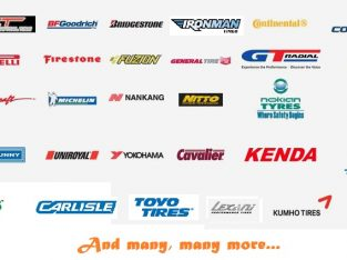 All brands – All Segments – Used tires worldwide
