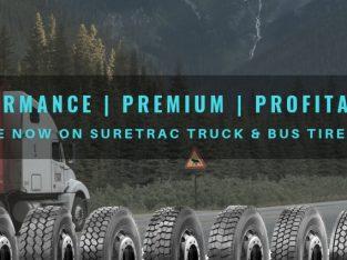 Suretrac Tires