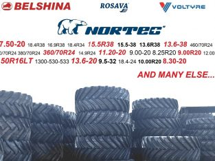 RUSSIAN TYRES