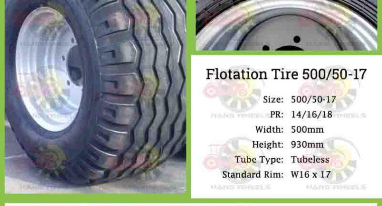 Farm Tyre 500/50-17