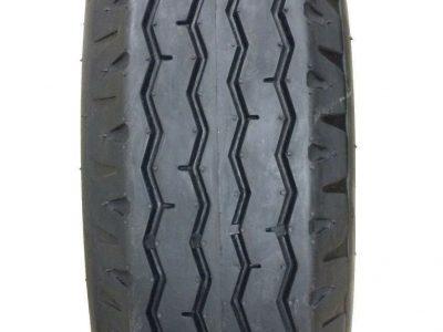 2 New Heavy Duty Highway Trailer Tires 8-14.5 14PR