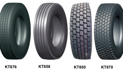 Kunlun TBR Tires from Double coin group